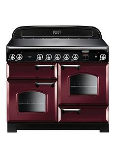 rangemaster-cla110eicy-classic-deluxe-110cm-electric-range-cooker-with-induction-hob-cranberry