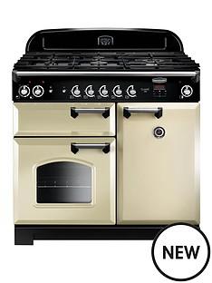 rangemaster-cla100dffcr-classic-100cmnbspwide-dual-fuel-range-cooker-cream