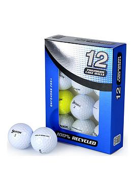 Compare retail prices of 12 Pack Srixon Q Star Grade A to get the best deal online