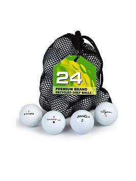 Very  24 Pack Distance Balls