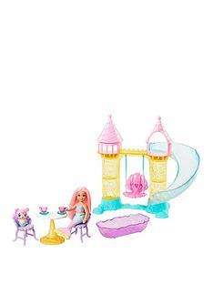 barbie-chelsea-mermaid-playset