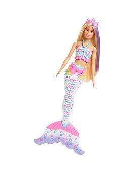 Barbie Dreamtopia Colour In Mermaid Doll   littlewoods.com 7bb34e6266