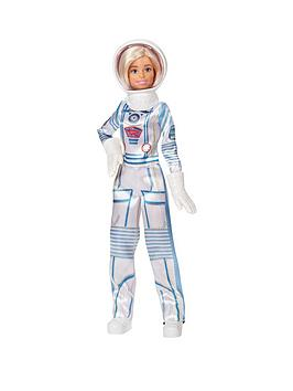 Barbie Barbie I Can Be An Astronaut - 60Th Career Astronaut Doll Picture
