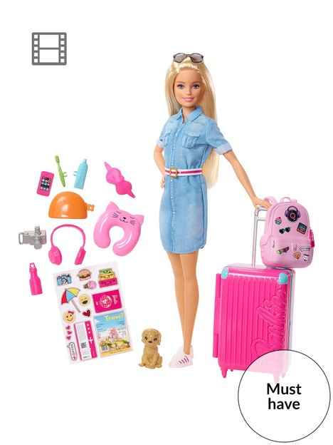 barbie-doll-travel-set-with-puppy-and-accessories