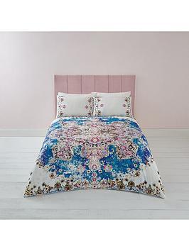 river-island-blue-persian-duvet-cover-set