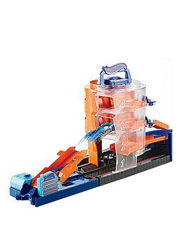 hot-wheels-city-supernbspspin-dealership-playset