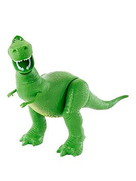 Toy Story Toy Story True Talkers 7-Inch Rex Action Figure Picture