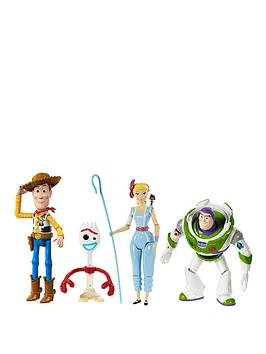 Toy Story Toy Story 7-Inch Figure 4-Pack Picture