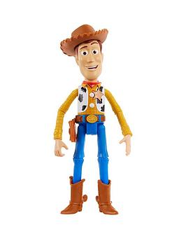 Toy Story Toy Story True Talkers Woody 7-Inch Action Figure Picture