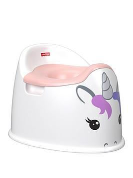 Fisher-Price Fisher-Price Unicorn Potty Picture