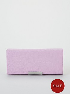 ted-baker-bevv-faceted-bow-flap-matinee-purse-light-purple