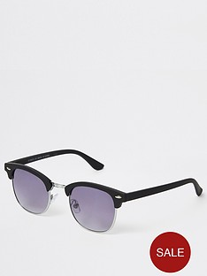 river-island-black-classic-sunglasses