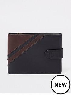 river-island-chevron-stripe-wallet