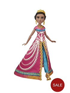 disney-aladdin-glamorous-jasmine-deluxe-fashion-dollnbspwith-gown-shoes-and-accessories