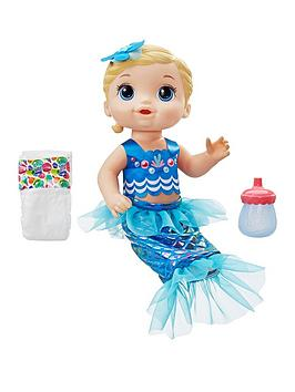 baby-alive-shimmer-n-splash-mermaid-blonde-hair