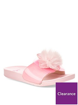 ugg-cactus-flower-pom-sliders-seashell-pink