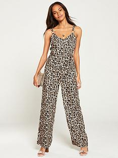 v-by-very-strappy-jumpsuit-leopard-print