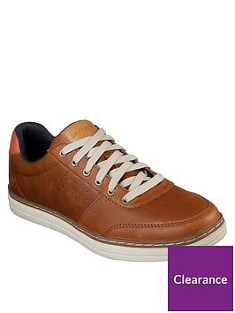 skechers-heston-avanonbspleather-shoes-luggage-brown