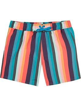 paul-smith-junior-boys-stripe-swimshorts