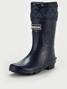 barbour-barbour-kids-corbridge-adjustable-wellington