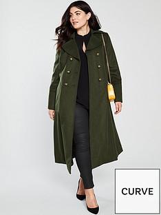 monsoon-curve-charlotte-military-maxi-coat-khaki