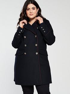 monsoon-curve-mya-militarynbspbutton-piped-coat-navypurple