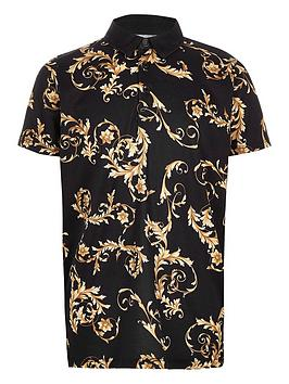 river-island-boys-black-baroque-print-polo-shirt