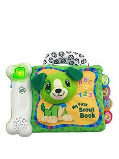 leapfrog-scout-friends-book