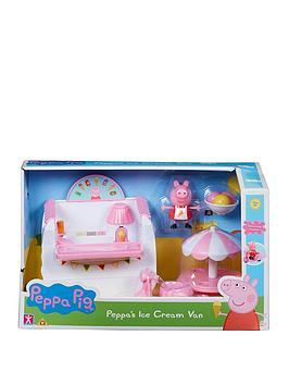 Peppa Pig Peppa Pig Peppa'S Ice Cream Van Picture