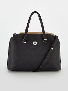 tommy-hilfiger-core-satchel-black