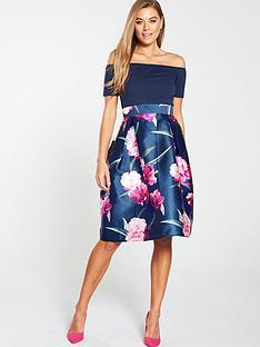 ax-paris-2-in-1-floral-skirt-dress
