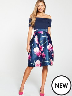 64175c0c14 AX Paris 2 In 1 Floral Skirt Dress