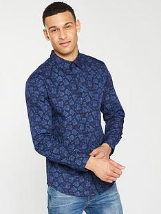 v-by-very-long-sleeved-paisley-print-shirt-navy