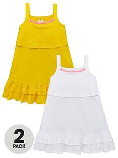 mini-v-by-very-girls-2-pack-frill-dresses-multi