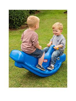 Little Tikes Little Tikes Whale Teeter Totter Picture