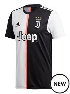 580affc4e3d adidas Juventus 19 20 Home Shirt - White Black