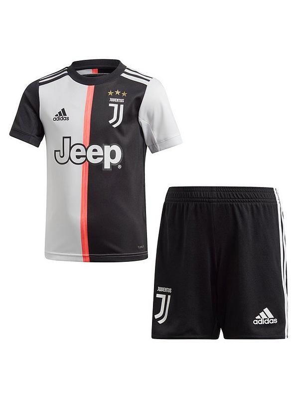 new product ec911 5c8ac Juventus 2019/20 Home Mini Football Kit - White