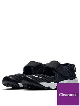nike-rift-junior-sandals-blackwhite