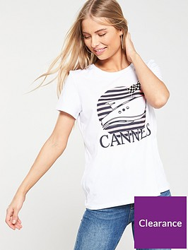 v-by-very-cannes-ship-tee-white