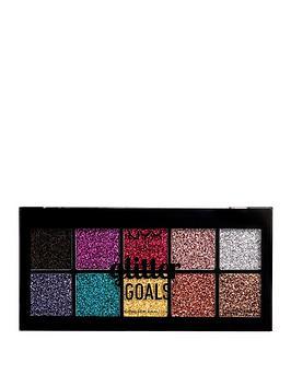 NYX Professional Makeup Nyx Professional Makeup Glitter Goals Cream Pro  ... Picture