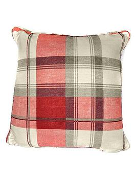 Fusion Fusion Balmoral Check Filled Cushion Picture