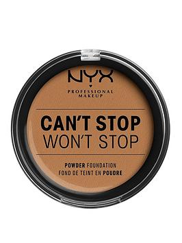 NYX Professional Makeup Nyx Professional Makeup Can'T Stop Wont Stop  ... Picture