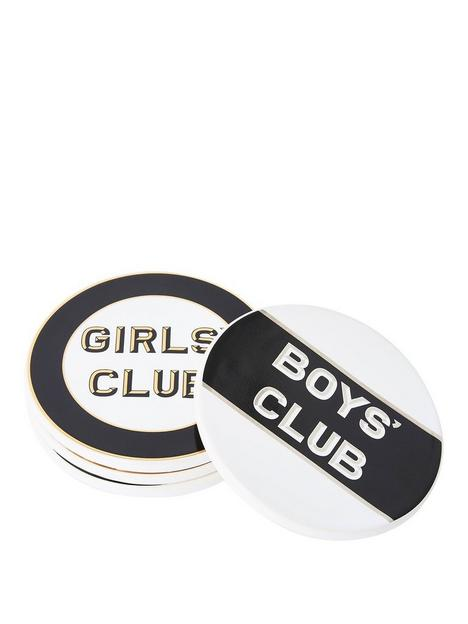 river-island-set-of-4-girlsboys-club-coasters