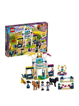 LEGO Friends Lego Friends 41367 Stephanie'S Horse Jumping Picture