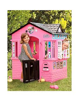 little-tikes-pink-cottage-playhouse-with-glitter