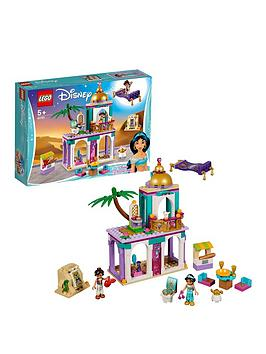 LEGO Disney Princess Lego Disney Princess 41161 Aladdin And Jasmine'S  ... Picture