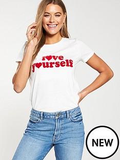 v-by-very-love-yourself-flocking-neppy-t-shirtnbsp--white