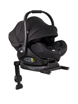 Joie Joie I-Level Group 0+ Infant Car Seat, Including I-Base Lx - Coal Picture