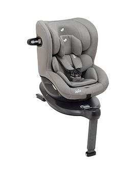 Joie Joie I-Spin 360 I-Size Group 0+1 Car Seat - Grey Flannel Picture