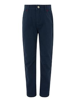 Monsoon Monsoon Smart Chino Trousers Picture